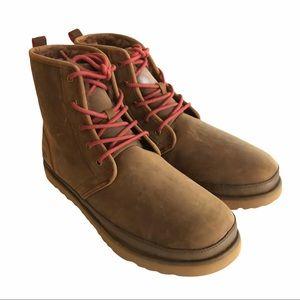 UGG Harkley Weather Waterproof Plain Toe Boots